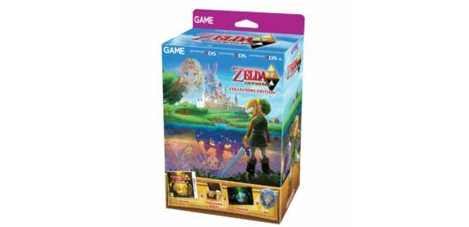 Zelda: A Link Between Worlds music box a collector's edition exclusive