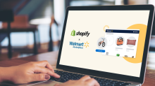 Shopify Partners With Walmart. Can They Take Down Amazon?
