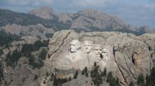 Trump abuses our national parks, and he's doing it again at Mount Rushmore