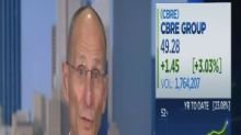 Watch CNBC's interview with CBRE Group CEO Bob Sulentic