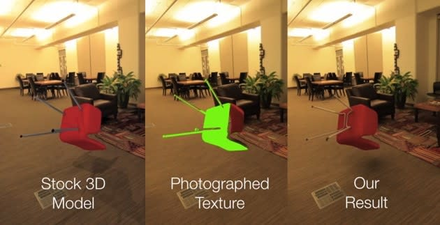 Image-editing technique lets 2D objects get flipped, turned upside-down