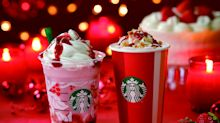 "Starbucks's Crazy International Holiday Drinks Will Make You Say, ""Peppermint Mocha, Who?"""