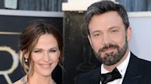 Jennifer Garner and Ben Affleck Step Out Together After Filing for Divorce