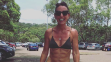 Davina McCall unveils incredibly ripped post-breakup bikini body