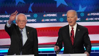 Divisiveness among Dem candidates hits new low
