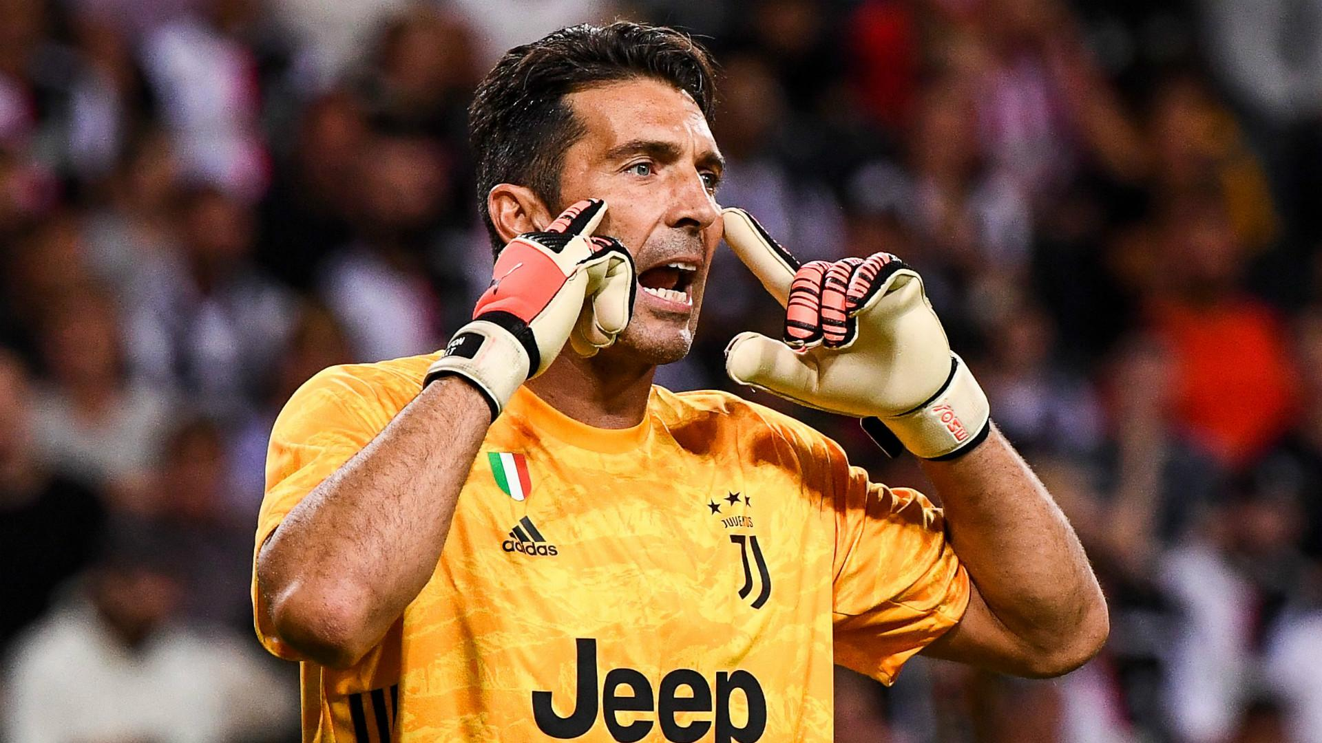 Buffon 'reliving youth' after agreeing Juventus extension at 42 years of age