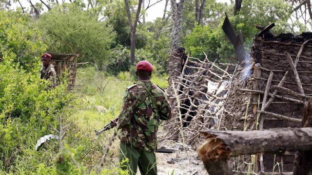 Gunmen kill at least 29 in two attacks on Kenyan coast
