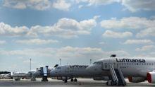 Lufthansa pierde 2.100 millones de euros en el primer trimestre