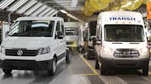VW Group and Ford Motor in early talks to develop commercial vehicles together