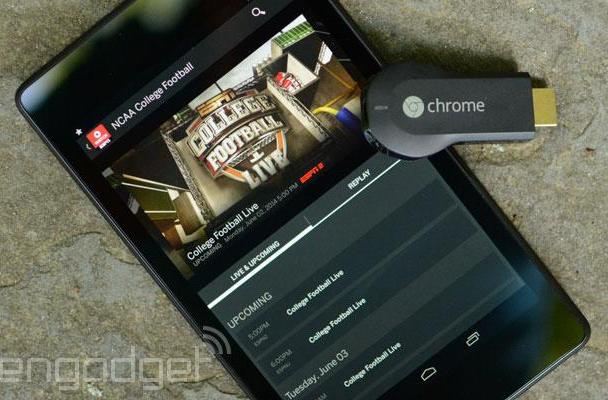 Google is giving Chromecast owners $6 in Play Store credit