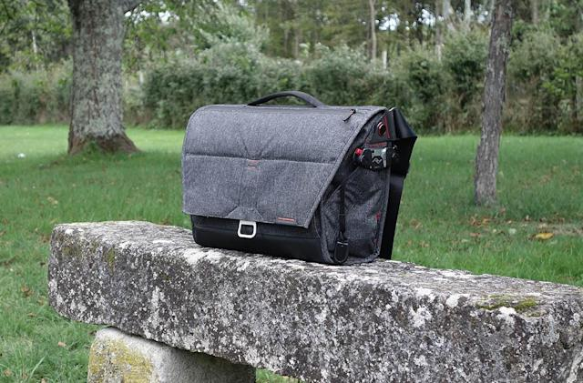 The Everyday Messenger bag isn't just for camera freaks