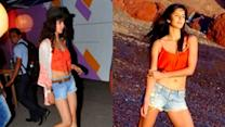 Kangana V/S Katrina: Who wore crop top better?