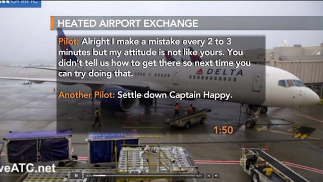 Heated Exchange Between Pilot & Air Traffic Controller Leads To Investigation