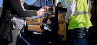 Scientists: Virus surge not likely to come from schoolkids