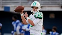 Five-star 2023 quarterback Arch Manning interested in visiting UNC, father says