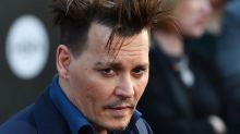 Johnny Depp 'fed lines through ear piece' so he doesn't have to learn them, claims ex-manager