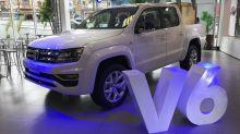 Volkswagen prepara Amarok V6 com câmbio manual e potência extra para Argentina