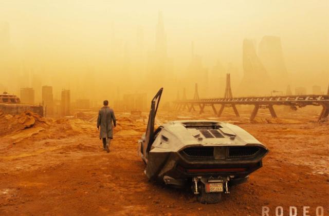 'Blade Runner 2049' VFX reel shows CG tricks behind bleak landscapes