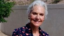 Police: A 69-year-old Arizona woman is missing in California's Mojave Desert without supplies, cellphone