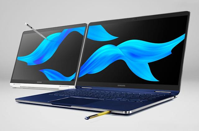 Samsung's Notebook 9 goes on sale March 17th
