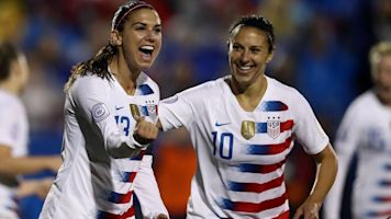 Women's World Cup draw: USWNT gets Sweden