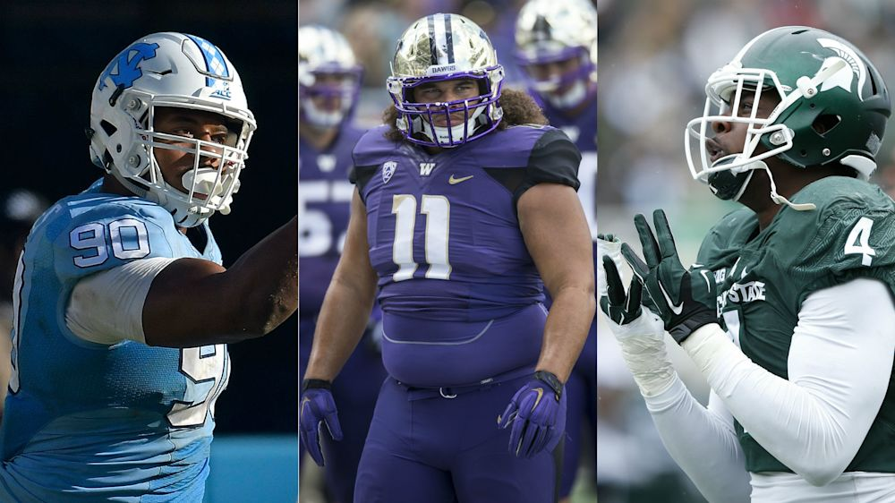 NFL Draft: Top 10 defensive tackles in 2017 class