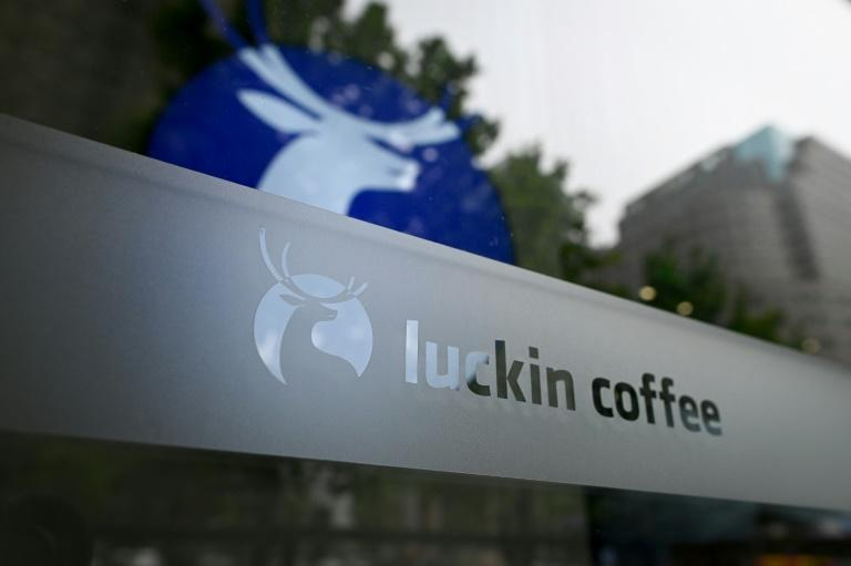 Luckin had aimed to topple Starbucks in China with an aggressive growth strategy