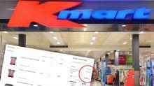 Kmart slammed over $375 delivery fee for online order