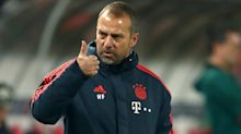Muller likens 'quite brilliant' Flick to former Bayern Munich boss Guardiola
