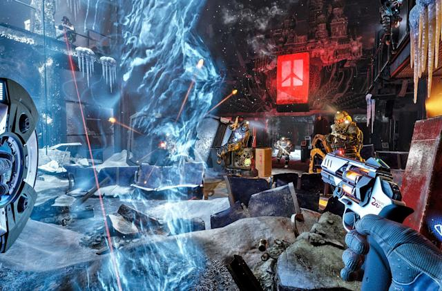 Fight off post-apocalyptic bandits in 'Arktika.1'