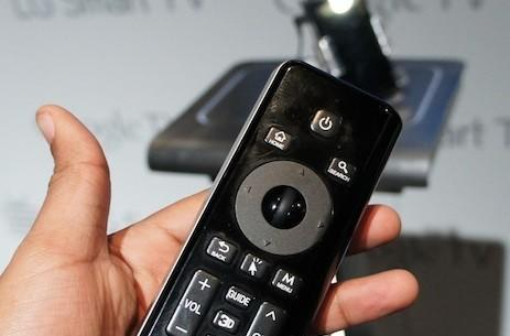 LG Google TV and Magic Remote Qwerty hands-on