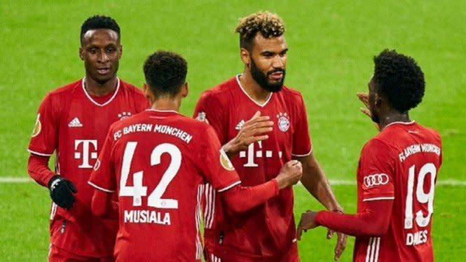 Hasil Liga Champions: Madrid Terkapar, ManCity dan Bayern