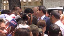 Gobierno facilitó la entrada de Guaidó a Colombia: Iván Duque