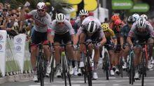 Tour de France - Tour de France: Alexander Kristoff remporte une première étape marquée par les chutes