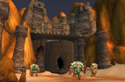 Around Azeroth: Forgotten Uldum