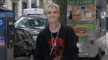 Aaron Carter: 'I thought I'd be dead at 30'
