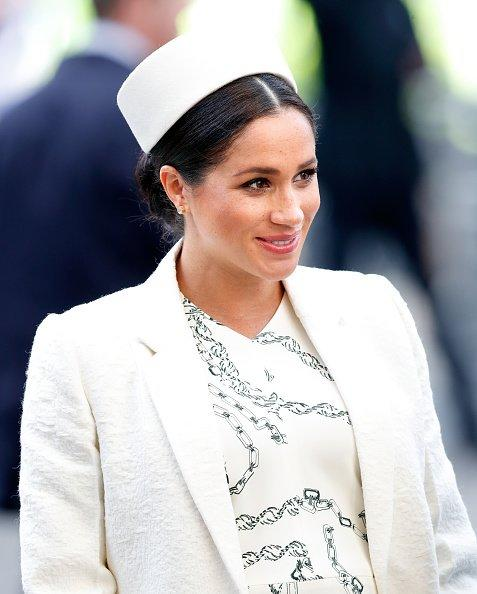Meghan Markle's Official Occupation Was Revealed On Archie
