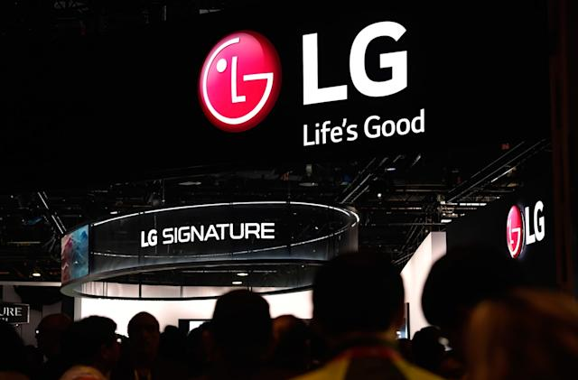 Live from LG's keynote at MWC 2016
