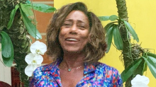 Gloria Maria: 'Tumor iria me matar silenciosamente'