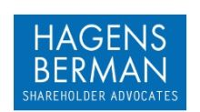 HAGENS BERMAN, NATIONAL TRIAL ATTORNEYS, Encourages FirstEnergy (FE) Investors with Significant Losses to Contact Its Attorneys, Securities Fraud Case Filed