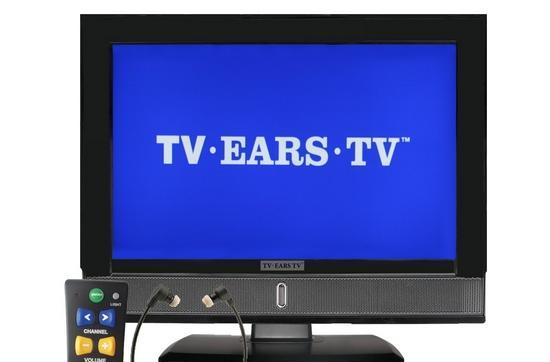"""""""Senior-Friendly"""" TV Ears TV turns itself off at naptime, has Jitterbug-style remote"""