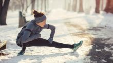 There's a scientific reason why exercising in the winter can be tough