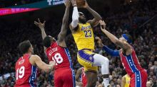NBA: LeBron James devient le 3e meilleur marqueur de tous les temps, devant Kobe Bryant