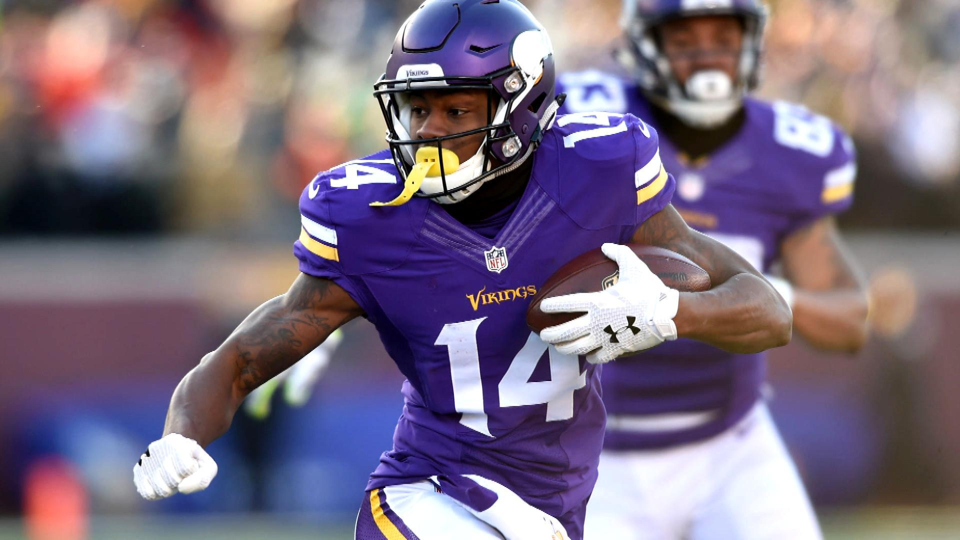 The Vikings might have Stefon Diggs back in Week 8