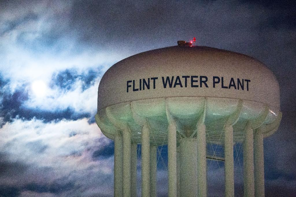 The damage to the Flint's water pipes may be long-lasting, if not permanent, causing residents to use filters to make their water drinkable (AFP Photo/Brett Carlsen)