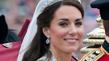 Kate Middleton Quietly Observed Her Wedding Anniversary With Jewelry