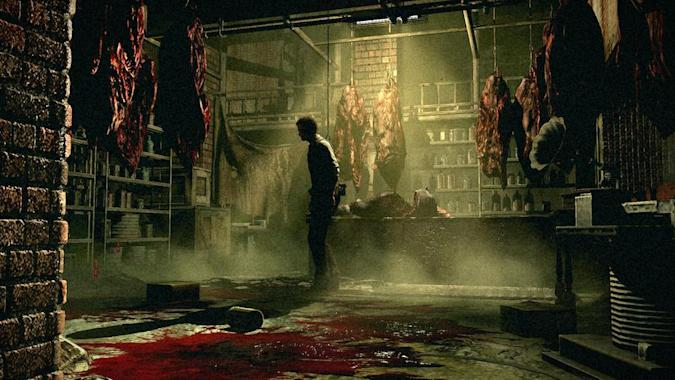 Playdate: We're livestreaming 'The Evil Within' on PS4! (update: game over!)