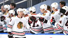 NHL Live Blog: Kubalik shines in historic performance for Blackhawks