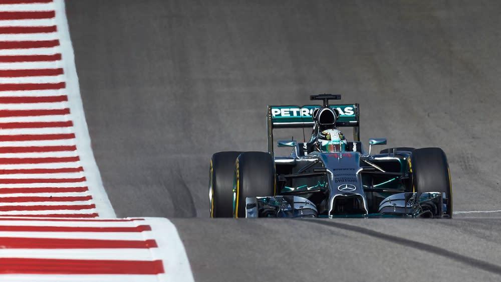 困擾於煞車問題Hamilton拱手讓出竿位
