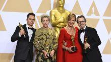 Oscars 2018: Die besten Backstage-Instagram-Posts der Stars